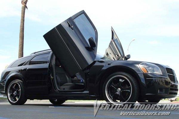 Dodge Lambo Vertical Doors