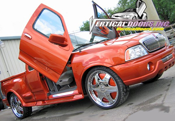 Ford Lambo Vertical Doors