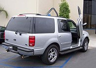 Vertical Doors� - Lambo Doors on Ford Expedition