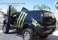 Vertical Doors� - Lambo Doors on Ford Excursion