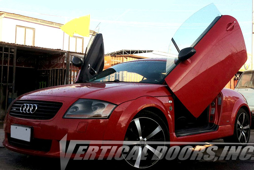 Details about For Audi TT Quattro 2000-2006 Vertical Doors Lambo Door  Conversion Kit