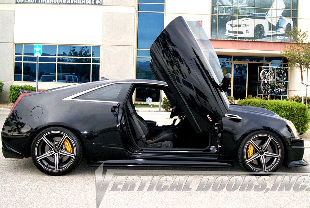 Vertical Doors 174 Cadillac Cts 2014 Lambo Door Conversion Kit