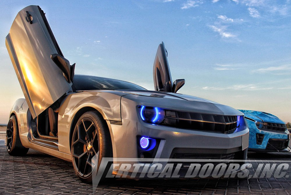 vertical doors vdcchevycam10 chevy camaro 2014 lambo. Black Bedroom Furniture Sets. Home Design Ideas