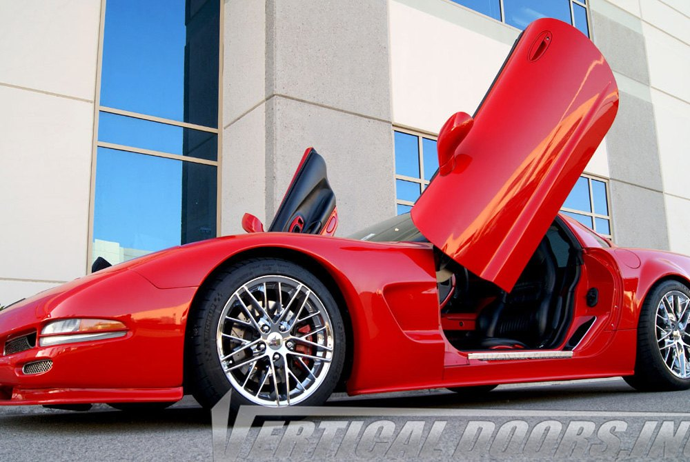 ... KitVertical Doors® - Lambo Door Conversion ... & Vertical Doors® VDCCHEVYCOR9704 - Lambo Door Conversion Kit Pezcame.Com
