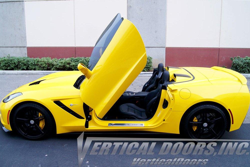 ... Doors® - Lambo Door Conversion ... & Vertical Doors® VDCCHEVYCORC714 - Lambo Door Conversion Kit Pezcame.Com