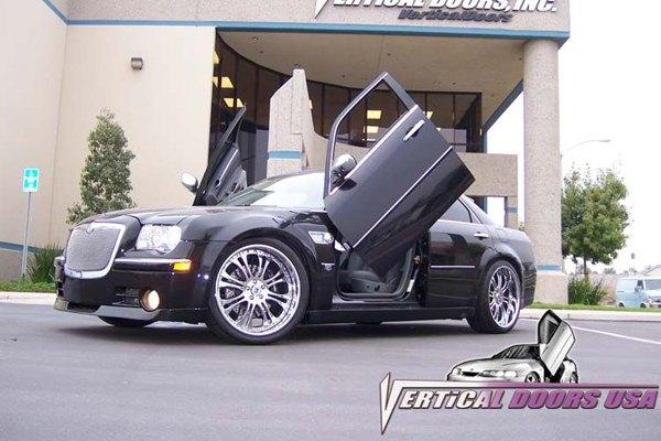 Chrysler 300 lambo doors for sale