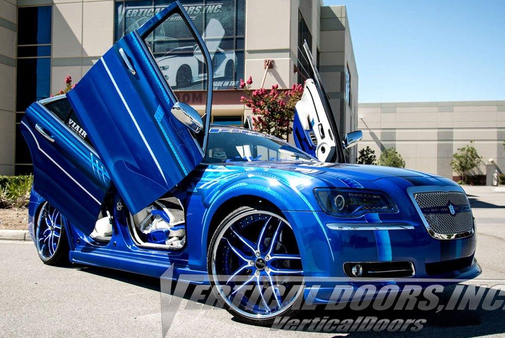 Vertical Doors 174 Chrysler 300 300c 2015 Lambo Door