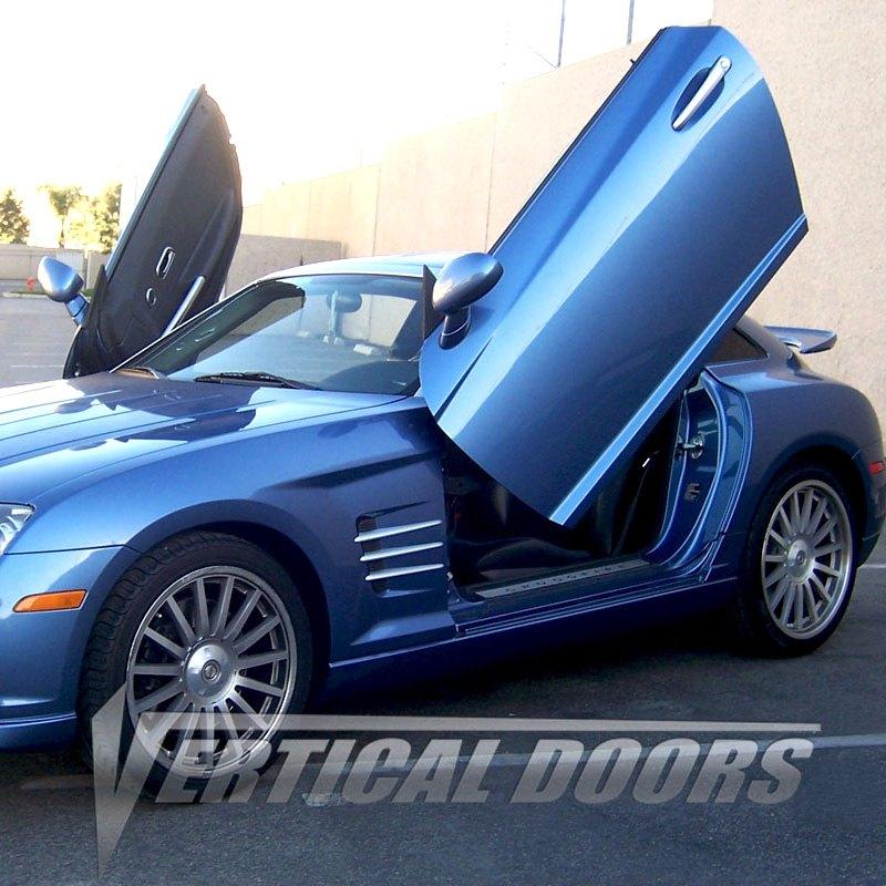 For Chrysler Crossfire 2004-2008 Vertical Doors Lambo Door