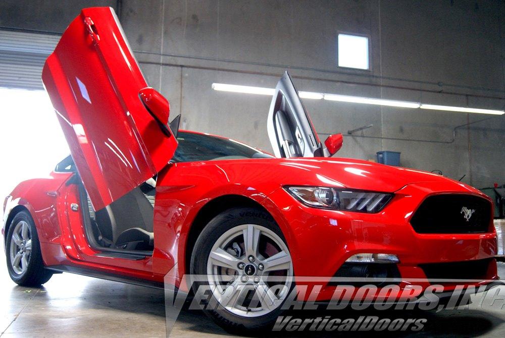 For Ford Mustang 2015 2017 Vertical Doors Lambo Door