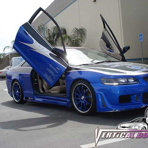 Vertical Doors Vdcatl0408: For Honda Accord 1998-2002 Vertical Doors VDCHA9802 Lambo