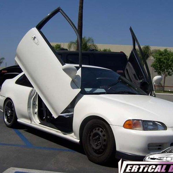 Honda Civic Camper Conversion >> Vertical Doors® VDCHC9295 - Lambo Door Conversion Kit