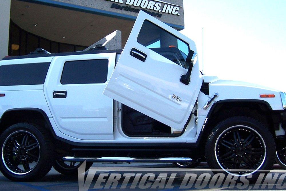 Vertical Doors® VDCHUMH20309 - Lambo Door Conversion Kit