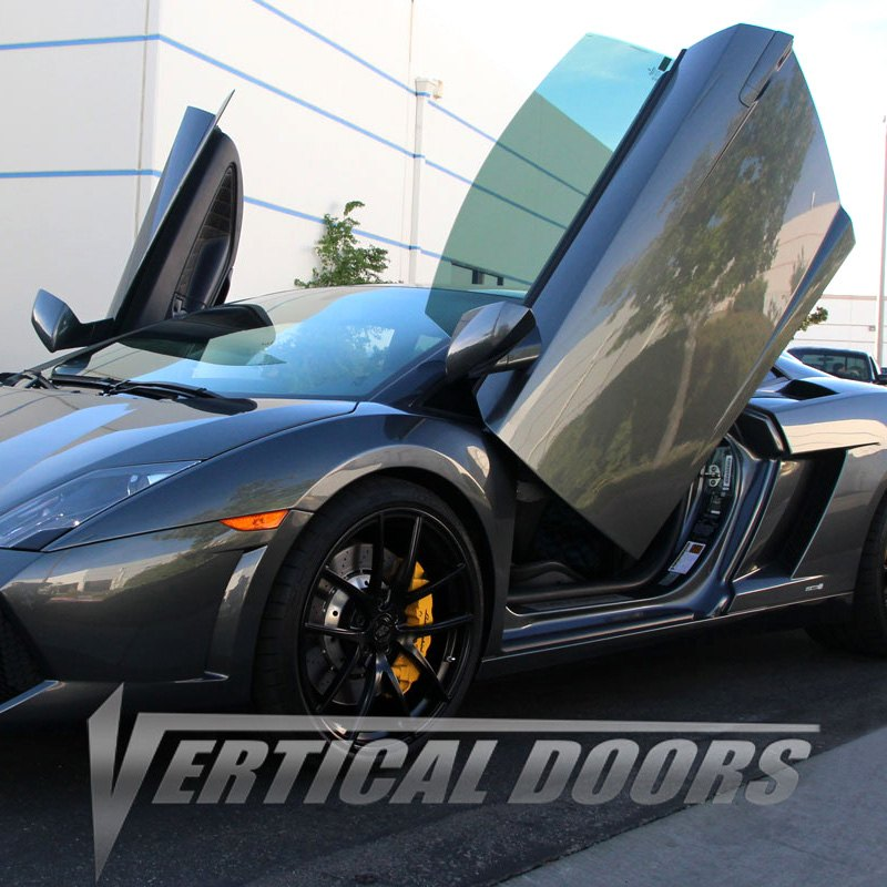 vertical doors vdclamgal03 lambo door conversion kit. Black Bedroom Furniture Sets. Home Design Ideas
