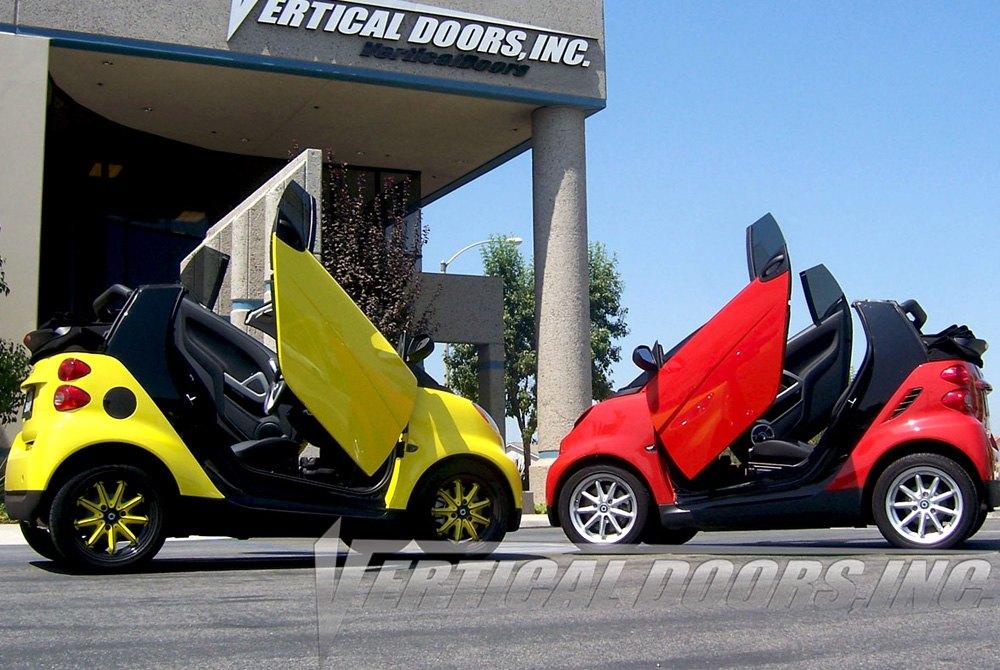 ... Doors® - Lambo Door Conversion ... & Vertical Doors® VDCSMART420810 - Lambo Door Conversion Kit - CARiD.COM