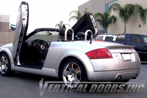 Vertical Doors 174 Vdcauditt9906 Audi Tt 1999 2006 Lambo