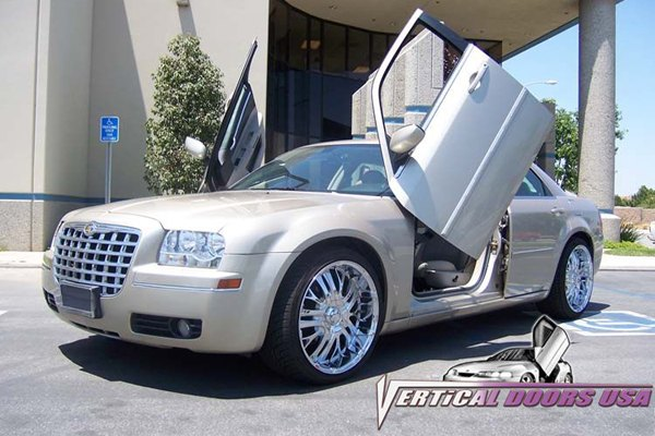 27977 >> Vertical Doors® - Chrysler 300 2005-2010 Lambo Door Conversion Kit