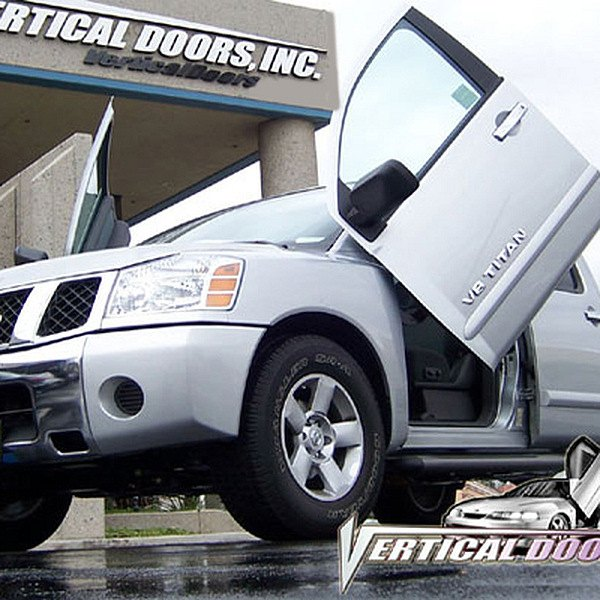 2010 Nissan Titan King Cab Camshaft: Vertical Doors® VDCNTITAN0507