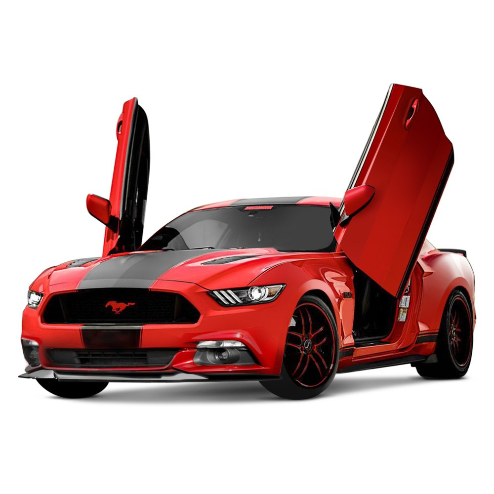 Ford Mustang Performance Parts 2017 2018 2019 Ford
