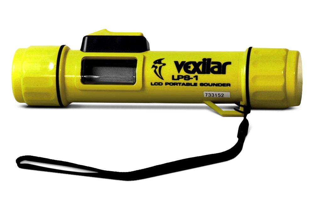 Vexilar sonarphone fish finders ice fishing for Ice fishing depth finder