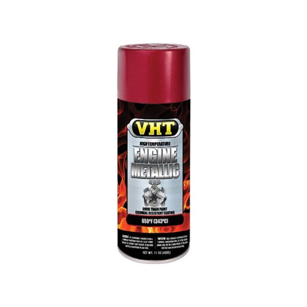 Vht 174 Sp401 Engine Metallic 11 Oz Red Fire High