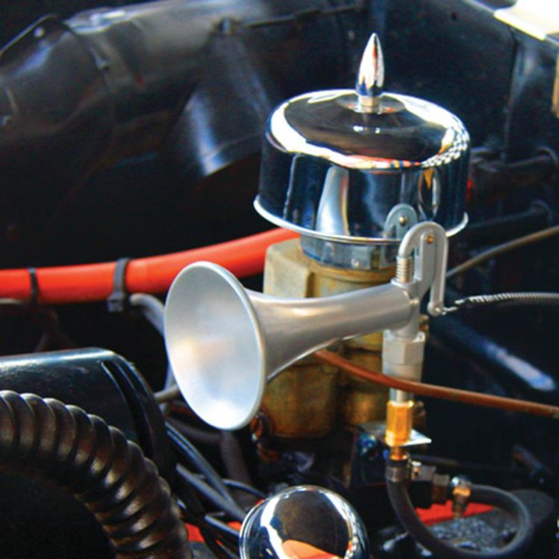 Old Wolf Whistle For Car