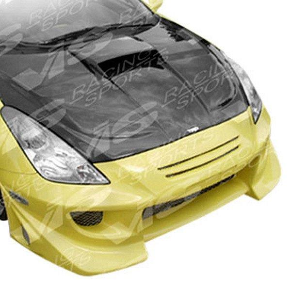 Toyota Celica 1994 1999 Invader Front Bumper: Toyota Celica 2003 Battle Z Style Fiberglass