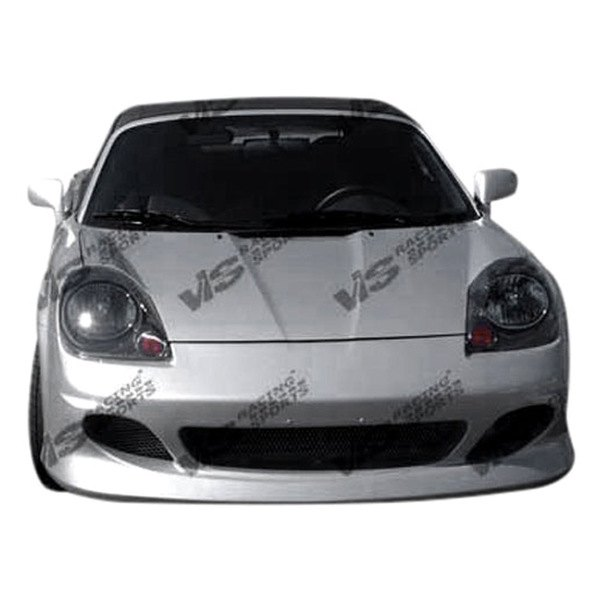 Toyota Celica 1994 1999 Invader Front Bumper: VIS Racing® 00TYMRS2DGTS-001