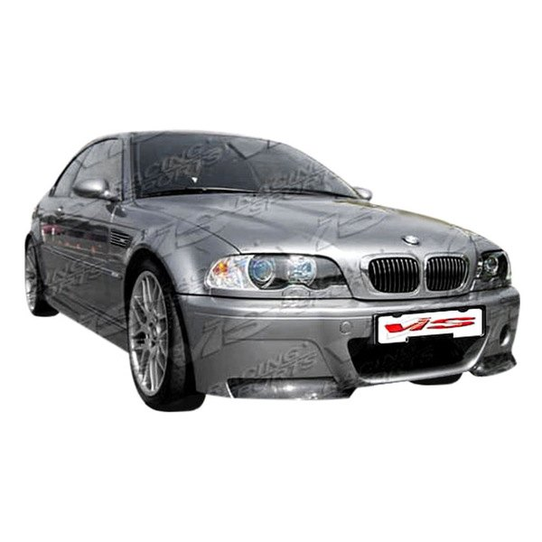 BMW M3 2 Doors 2004 CSL Style Fiberglass Bumpers