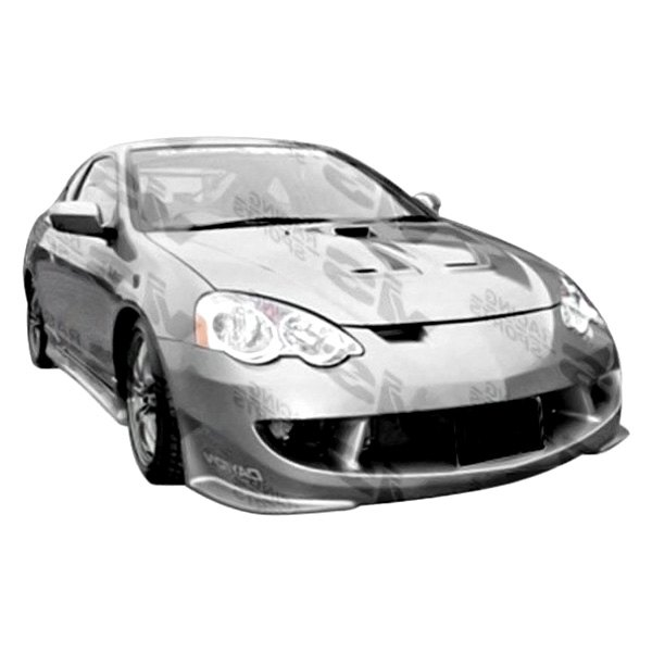 vis racing acura rsx 2 doors 2002 2004 techno r style. Black Bedroom Furniture Sets. Home Design Ideas