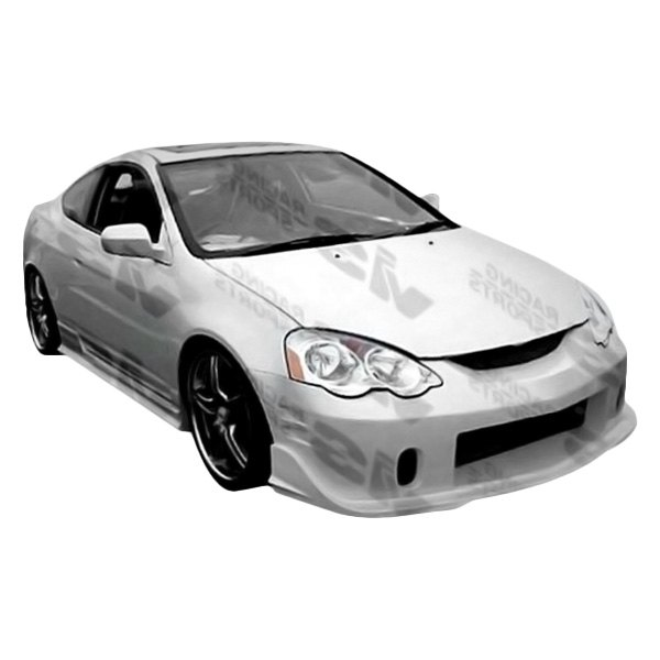 vis racing acura rsx 2 doors 2002 2004 tsc 2 style. Black Bedroom Furniture Sets. Home Design Ideas