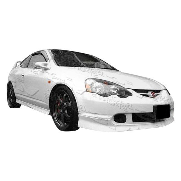 vis racing acura rsx 2 doors 2002 2004 type r style. Black Bedroom Furniture Sets. Home Design Ideas