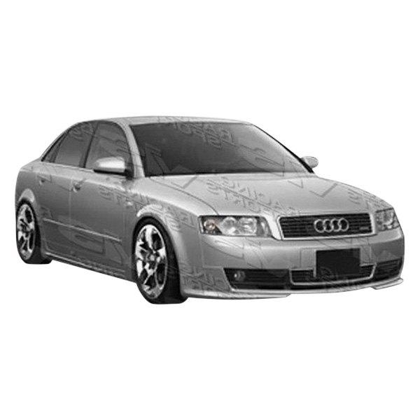 Audi A4 2002 Price: Audi A4 2002-2004 J Speed Style Fiberglass