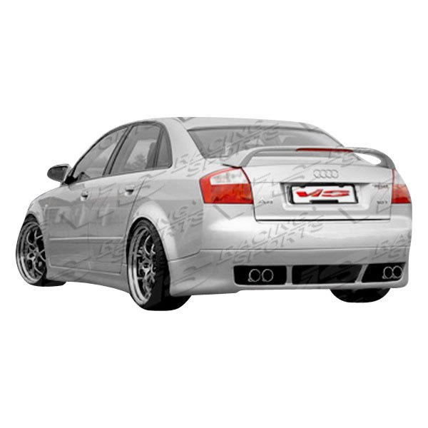 Audi A4 2002 Price: Audi A4 4 Doors 2002-2005 RS4 Style