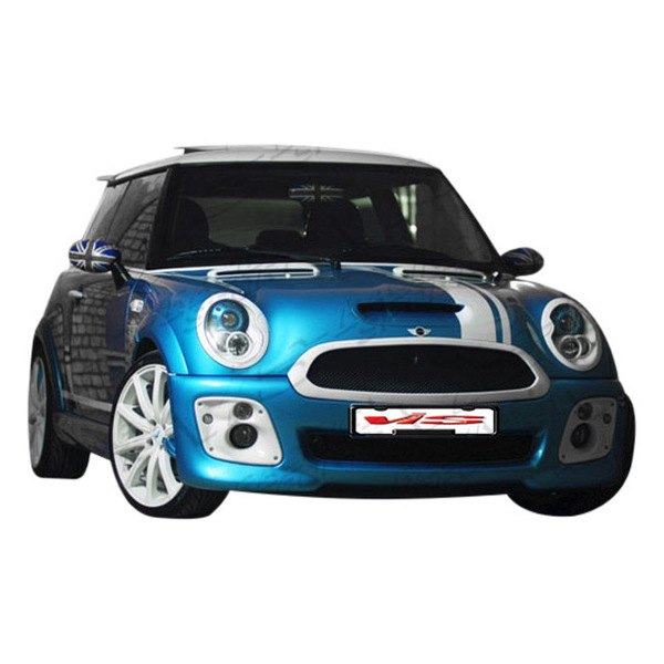 Vis racing mini cooper s 2 doors 2002 2003 oracle style fiberglass body kit Mini cooper exterior accessories