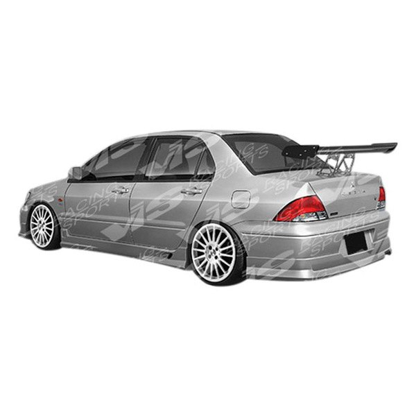 Vis racing mitsubishi lancer 4 doors 2002 2003 k speed for Garage mitsubishi valence