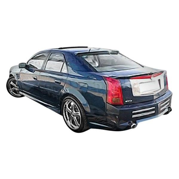 Cadillac CTS 2004-2007 VIP Style Fiberglass