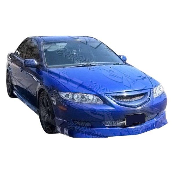 2005 Mazda Mazda6 Exterior: Mazda 6 4 Doors 2005 Techno R Style