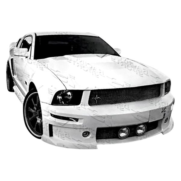 vis racing ford mustang 2 doors 2005 2009 stalker 2. Black Bedroom Furniture Sets. Home Design Ideas