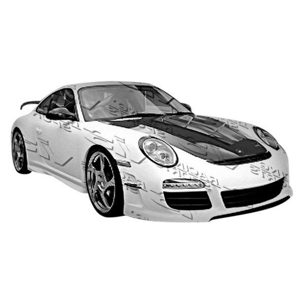 1995 Porsche 911 Exterior: Porsche 911 Series 2005 Mania Style