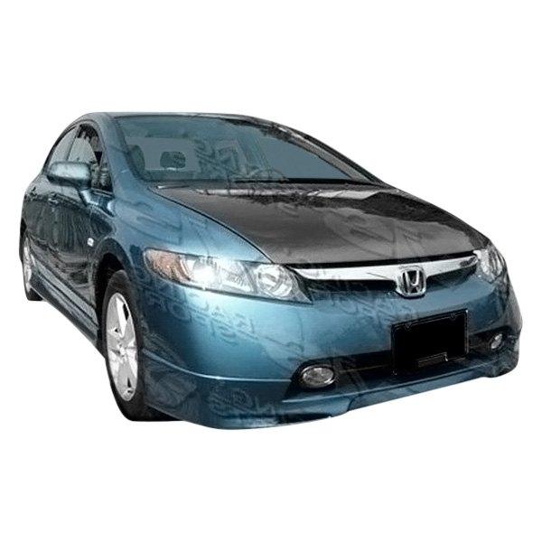 Honda Civic 4 Doors 2006-2008 Fuzion Style