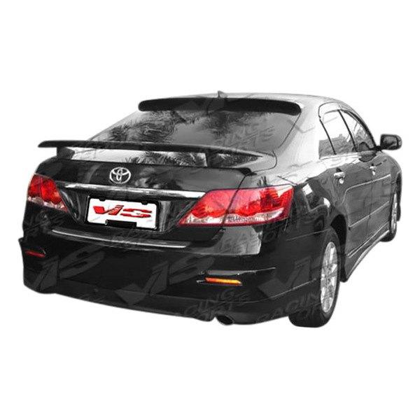 vis racing toyota camry 4 doors 2008 vip style fiberglass body kit. Black Bedroom Furniture Sets. Home Design Ideas