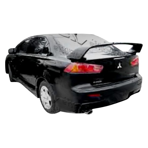 Vis racing mitsubishi lancer 4 doors 2008 2014 evo x for Garage mitsubishi valence