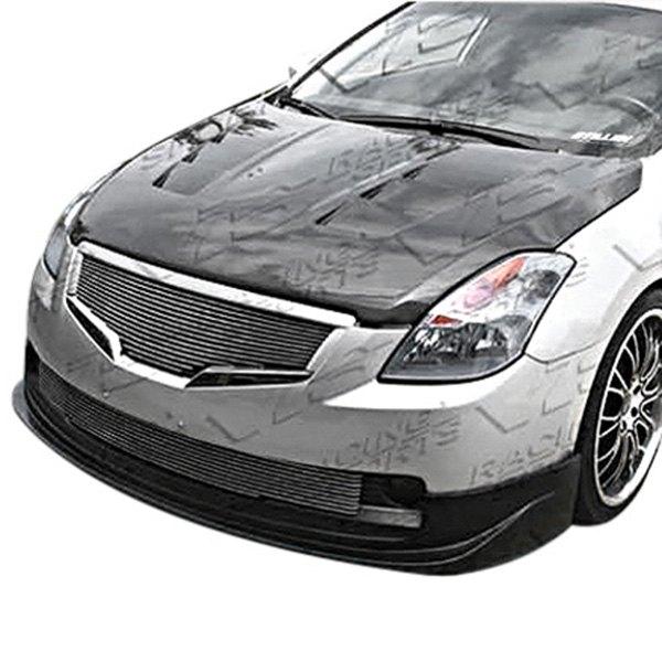Vis Racing 174 Nissan Altima 2008 2009 Terminator Style Carbon Fiber Hood