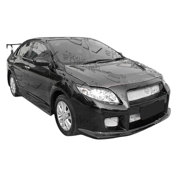 vis racing toyota corolla 4 doors 2009 2010 gt widebody. Black Bedroom Furniture Sets. Home Design Ideas