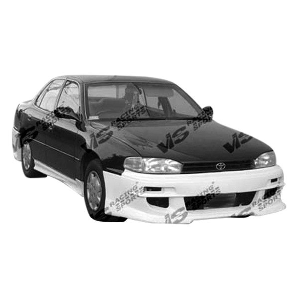 vis racing toyota camry 4 doors 1996 cyber 1 style fiberglass body kit. Black Bedroom Furniture Sets. Home Design Ideas