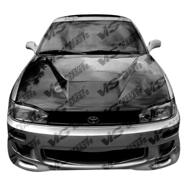 Toyota Celica 1994 1999 Invader Front Bumper: Toyota Camry 1992-1996 Cyber 3 Style