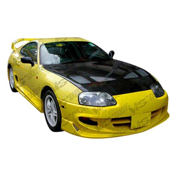Toyota Celica 1994 1999 Invader Front Bumper: Toyota Supra 2 Doors 1993-1998 Xtreme GT