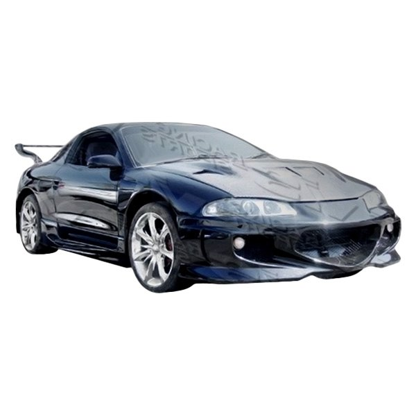 Vis racing mitsubishi eclipse 2 doors 1995 1996 gt for Garage mitsubishi valence