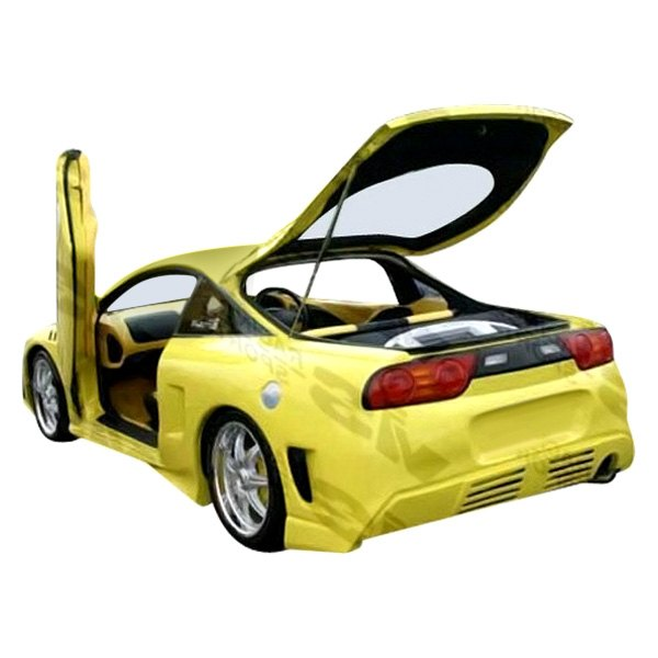 Vis racing mitsubishi eclipse 2 doors 1998 xgt style for Garage mitsubishi valence