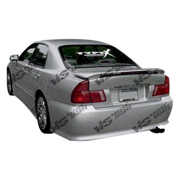 Vis racing 97mtdia4dvip 002 vip style fiberglass rear for Garage mitsubishi valence